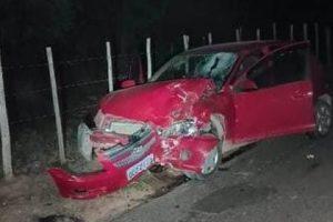 Jovem morre em colisão com motorista com sintomas de embriaguez