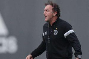 Atlético vai em busca de mais uma vitória no Brasileirão