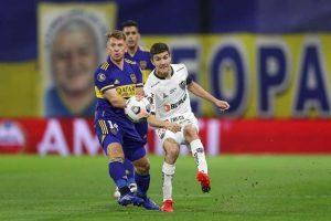 Atlético e Boca Juniors empatam na Argentina