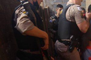 PM prende foragido do presídio de Manhuaçu no Santa Terezinha