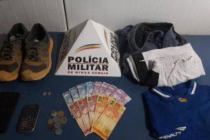Taxista é assaltado em Reduto e PM prende autor; Arma de fogo é apreendida com vendedor