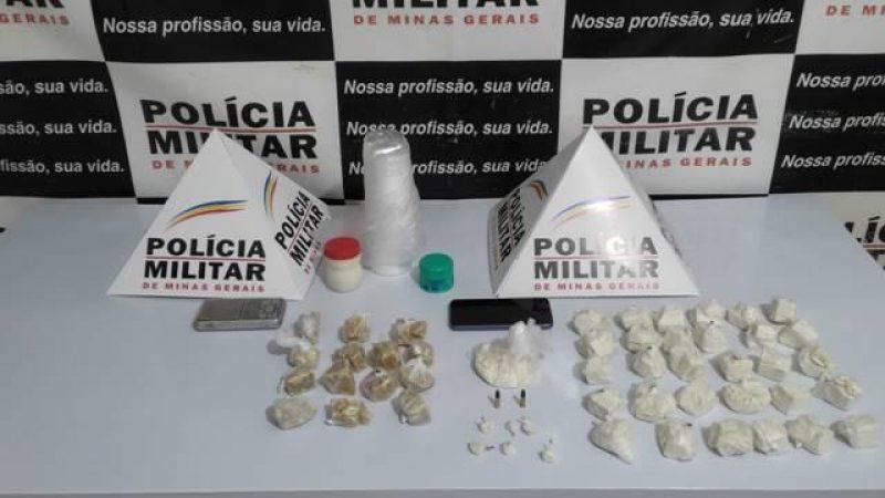 Operação policial dá prejuízo de 175 mil reais ao tráfico de drogas