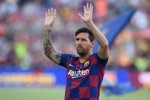 FUTEBOL: Messi deixa o Barça; Copa do Brasil e Brasileirão