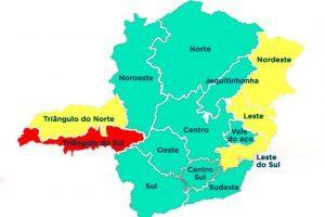 Minas Consciente: Manhuaçu e região seguem na onda amarela
