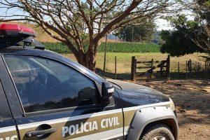 Pedófilo foragido da Justiça é preso pela Polícia Civil em Mutum