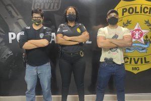 Manhuaçu: Polícia Civil prende acusado de roubo e privação de liberdade