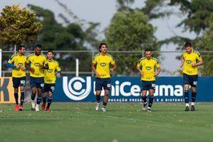 Cruzeiro relaciona 23 jogadores para jogo contra o Operário