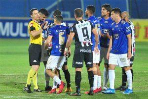 Cruzeiro faz gol no final. mas árbitro anula: 1 a 1 com Operário