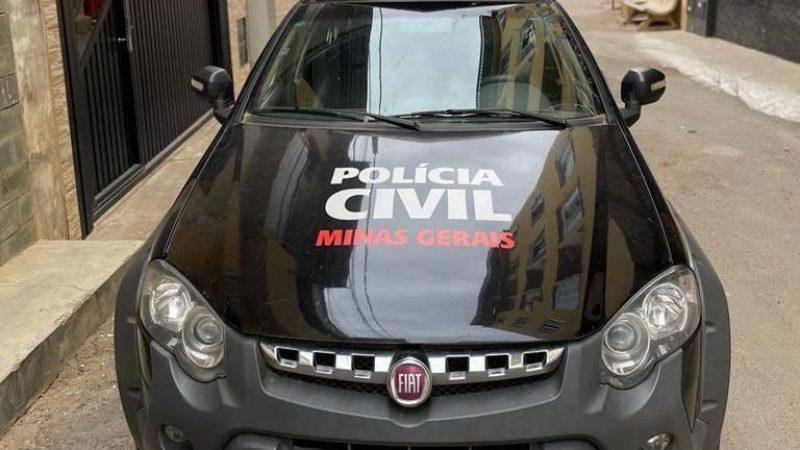 Polícia Civil prende acusado de estelionato em Manhuaçu