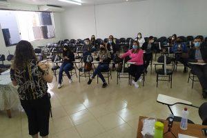 Regional de Saúde de Manhuaçu aborda financiamento à Atenção Primária durante capacitação