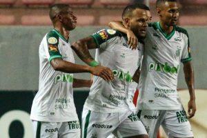 América vence o Palmeiras de virada: 2 a 1