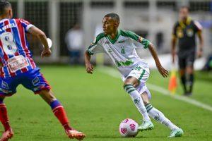 América empata sem gols com o Bahia