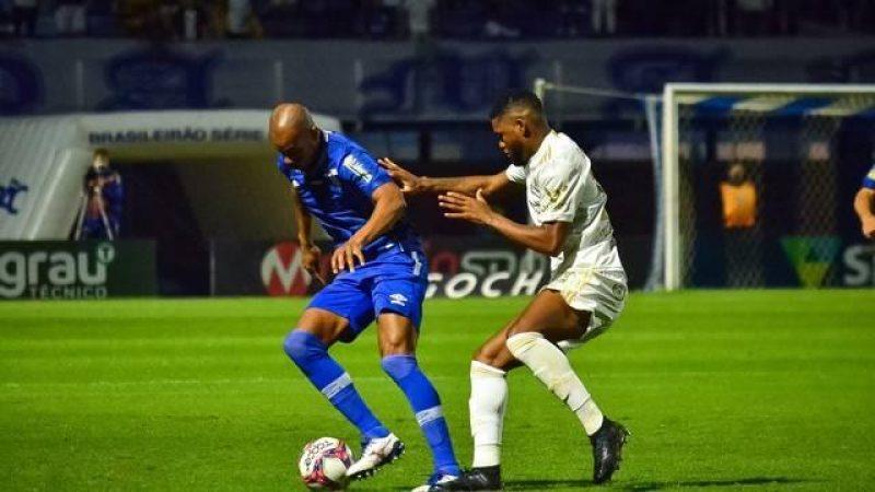Cruzeiro é derrotado pelo Avaí: 1 a 0