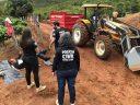 Polícia faz reconstituição de homicídio na região