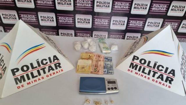 Plantão PM: Drogas, prisões e apreensões na região de Manhuaçu