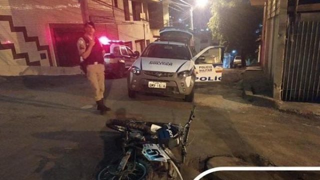 Plantão PM: Motocicleta furtada é recuperada
